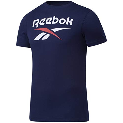 Reebok Camiseta Modelo RI Big Logo tee Marca