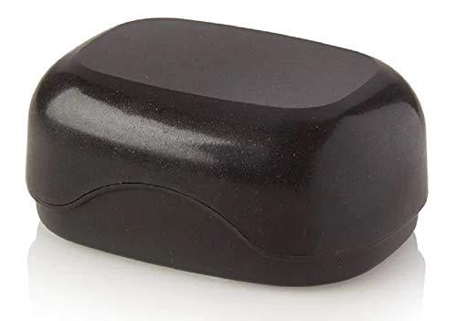 Hansen Soap Box Made of Liquid Wood Black 100% Renewable Raw Materials Biodegradable