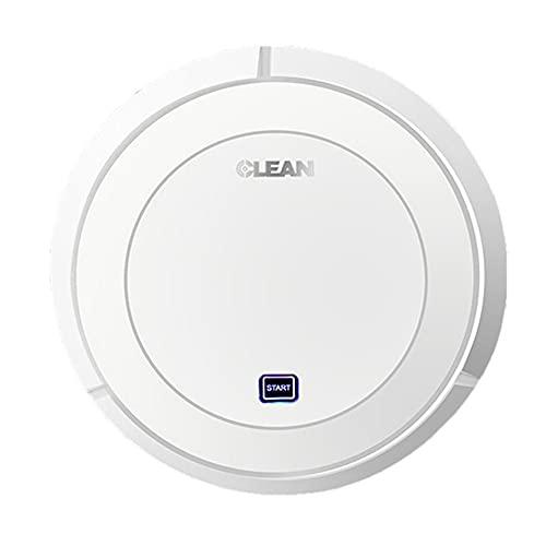 LeftSuper Robot de Barrido automático para el hogar, Limpiador de dirección automático para Hombre Perezoso, Modelo de Carga, aspiradora de...