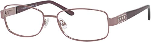 Eyeglasses Saks Fifth Avenue 303 0S8R Light Pink / 00 Demo Lens