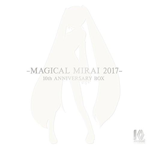 【Amazon.co.jp限定】初音ミク「マジカルミライ 2017」(初音ミク10周年記念盤[完全生産限定]/Blu-ray)(マジ...
