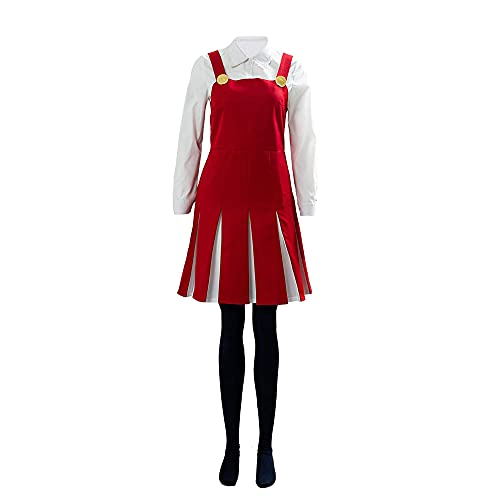 yinYSR My Hero Academia Eri Cosplay disfraz Anime Boku No Hero Academia Cosplay Eri traje de marinero uniforme escolar para fiesta de Halloween