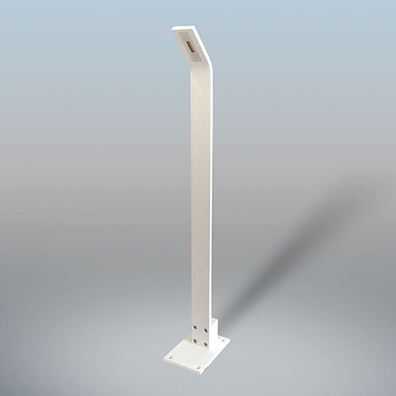 Gaga Lamp Design LED Wegeleuchte Bend Maxi Outdoor 3W Citizen LED warmweiss