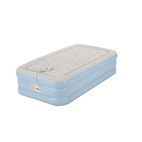 Best coleman twin raised air bed
