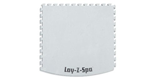 Lay-Z-Spa Hot Tub Floor Protector, 10 Piece Protective Pad Set for Spa and Pump (Fits All Models Except Maldives)