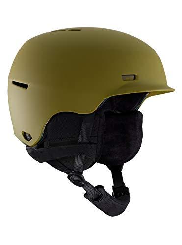 Anon Herren Highwire Snowboard Helm, Camo, XL