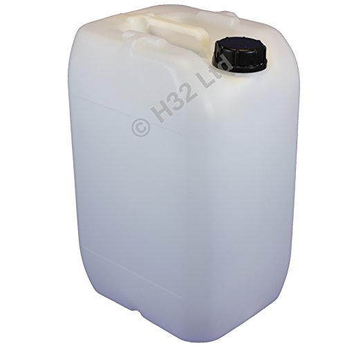 25 Litre Plastic Water Container by Ashland