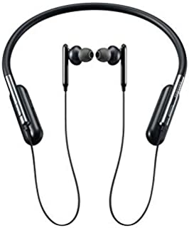 Samsung U Flex EO-BG950CBEG Wireless Bluetooth Stereo Headphones - Black