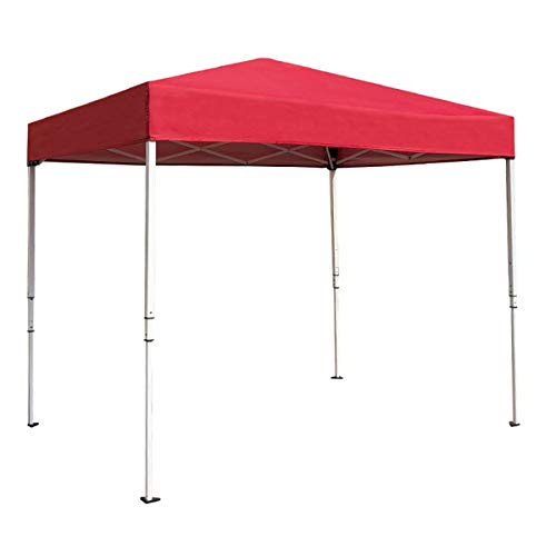 LLSS Easy Pop Up Gazebo Party Tent Outdoor BBQ Party Tent,Waterproof And Foldable Including Tote Bag