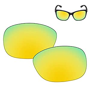 Galvanic Replacement Lenses for Oakley Drop In OO9232 Sunglass – Multiple Choices