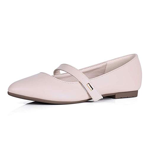 Women's Pointed Toe Flats Comfortable Slip On Ballet Flat Shoes $9.99 (50% Off with code)