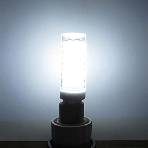lxxiulirzeu 2 unids/Lote Bombilla LED E14 7W 9W 12W 15W 220V Mini Bulbo de maíz Luz de la Bombilla 2835SMD 360 Ángulo de Haz de 360 Reemplazar lámpara LED de araña halógena (Color : E14 15W 220V)