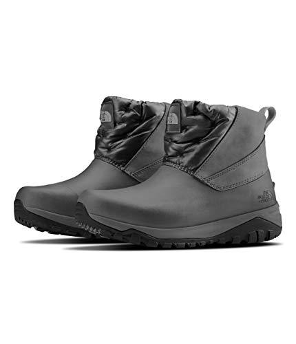The North Face Yukiona Ankle Boot Graphite Grey/TNF Black 7.5 B (M)