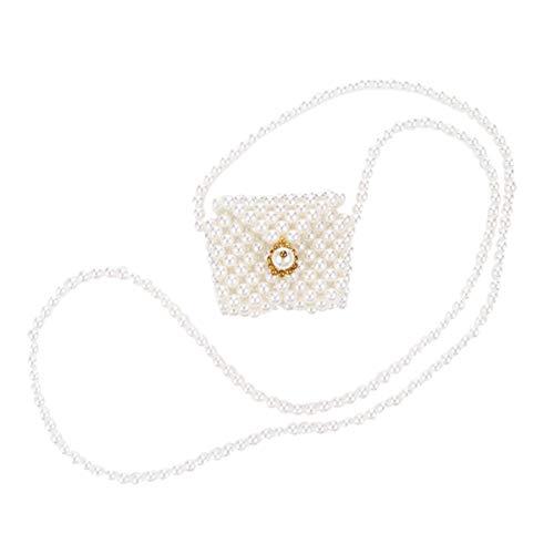 VILLCASE Pearl Headphone Case Capa para Fones de Ouvido Sem Fio Capa da Caixa para Fones de Ouvido Capa Protetora Compatível para Airpods Pro 3 Dourado