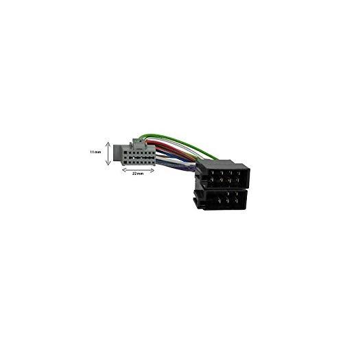 sound-way Cable Adaptateur Faisceau ISO pour autoradio PANASONIC - 16 pin connecteur