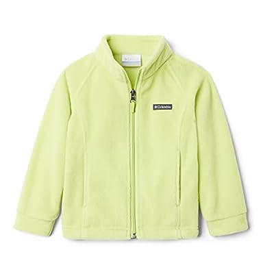 Columbia Girls' Little Benton Springs Fleece Jacket, Voltage, Small