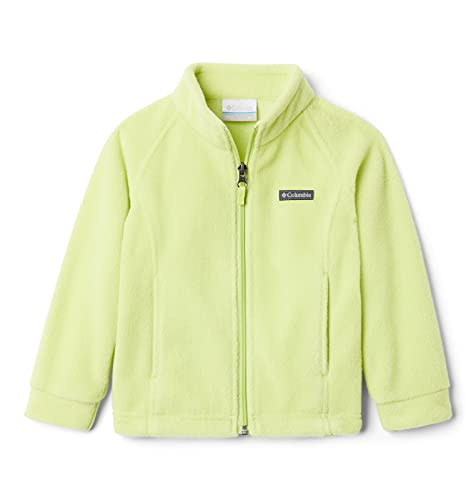 Columbia Baby Little Girls' Benton Springs Fleece Jacket, Voltage, XX-Small