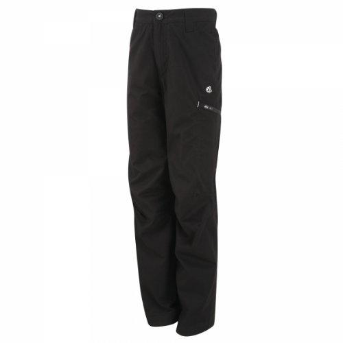 Craghoppers - Kiwi Pantalon d'hiver doublé pour enfant - Noir - Taille: 5-6 ans (116 EU)