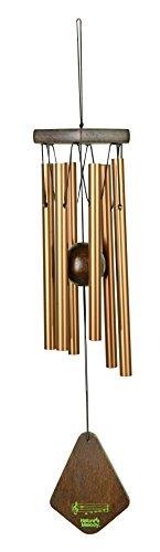 NATURE'S MELODY - Premium Klangspiel, ca. 14 Zoll/ca. 35 cm, bronzefarben