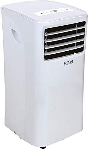 HTW PC-020P26 Aire acondicionado portátil (solo frío), para estancias de hasta 16m2, 1.700 frig/h, 47 Decibelios, 3 Velocidades, 22,5 kg