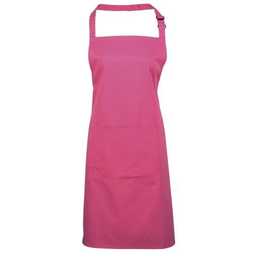 Premier Fitness Herren Premier Bip Apron Gastronomie - Schürze, Pink (Hot Pink 00), OneSize