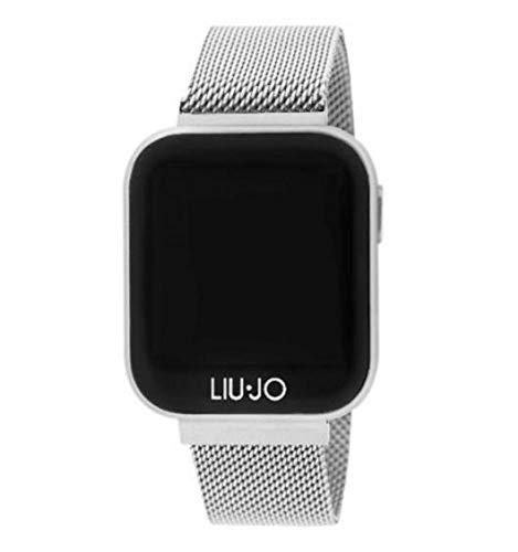 Liu Jo smartwatch in alluminio e plastica da donna SWLJ001