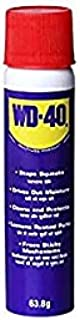 Pidilite WD-40 Degreasing Spray Multipurpose Maintenance Lubricant for Home, Work Place and Industrial Usage - 63.8g