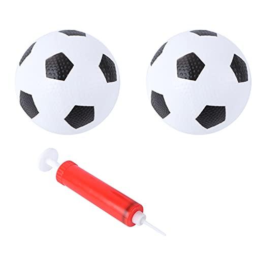 TOYANDONA 3Pcs Mini Bolas de Futebol Inflável Bouncy Crianças Brinquedo Mini Bolas De Futebol Bolas de Futebol Brinquedos para Crianças Crianças