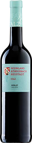 Merlot trocken - Weinland Königsbach-Neustadt