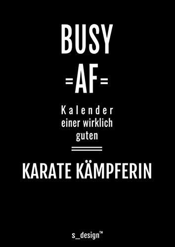 Kalender 2021 für Karate Kämpfer / Karate Kämpferin: DIN A4 Tagesplaner / Wochenplaner / Terminkalender für das ganze Jahr: Termin-Planer / ... von 7 bis 21 Uhr (4 Termine pro Stunde)