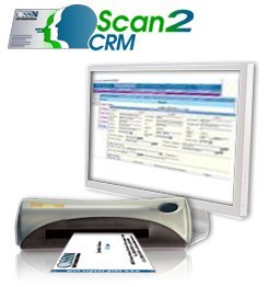 New Cssn Scan2crm Portable Business Card Scanner and Reader to Salesforce CRM