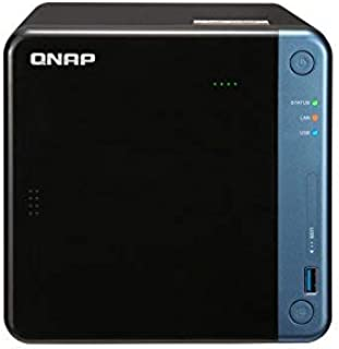1U QNAP TS-431XeU Ethernet Rack Unidad Raid HDD,SSD, Serial ATA,Serial ATA II,Serial ATA III, 2.5,3.5, 0, 1, 5+HS, 5, 6, 10, JBOD, 1.7 GHz, Annapurna Labs Black,Stainless Steel NAS