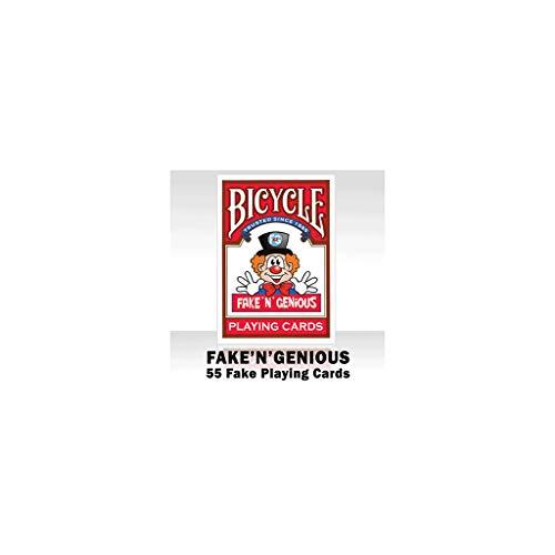 Jeu Bicycle Fake'n'Genious