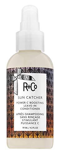 R+Co Sun Catcher Power C Boosting Leave-In Conditioner, 4.2 Fl Oz