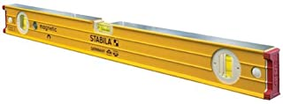 Stabila 38624-24-Inch builders level, Magnetic, High Strength Frame, Accuracy Certified Professional Level