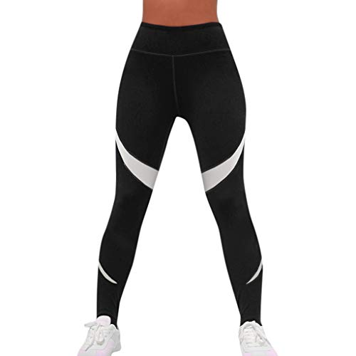 hahashop2 Damen Frauen Leggings Yoga Hosen Sport Yoga Workout Gym Fitness Übung Sportliche Hosen PantsFrau Geometric Print Yoga Hosen Sport...