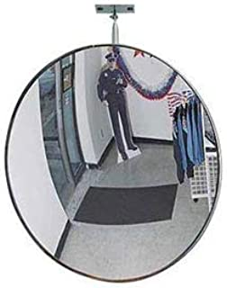 Security Mirror With Adjustable Brackets - 26