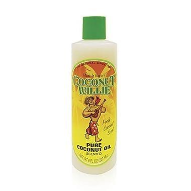 Royal Hawaiian Coconut Willie Coconut Oil – 8fl. oz. Scented