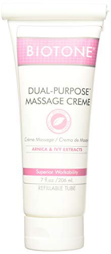 Lowest Prices! Biotone Dual Purpose Massage Creme 7 oz - Pack of 2 Tubes
