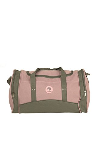 Compass Bagaglio a mano Light Pink and Grey Small Holdall