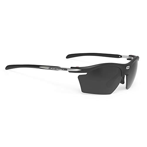 Rudy Project Rydon Slim Glasses Matte Black - rp Optics Smoke Black 2020 Fahrradbrille