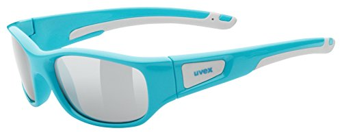 Uvex Kinder sportstyle 506 Sportbrille, blue, One Size