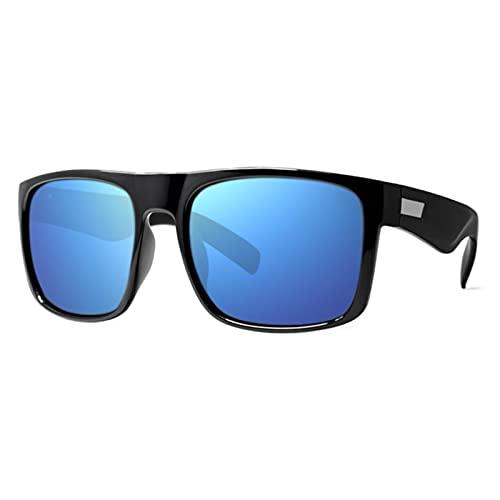 UKKD Gafas De Sol Mujer Gafas De Sol Polarizadas De Gran Tamaño Cuadradas Para Hombres Gafas De Sol Ejecución De Protección Uv