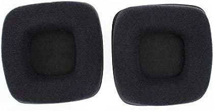 1 Pair Earphone Ear Pads Earpads Sponge Soft Foam Cushion Replacement for Razer Banshee Starcraft II Gaming Headset Headphones