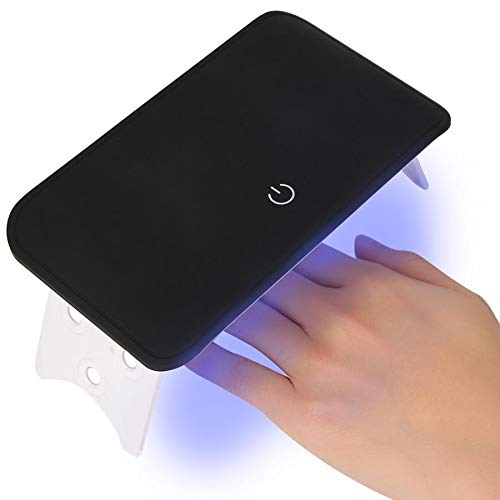 DAMUXIN Nageltrockner LED Faltbar Tragbar USB Nagellampe LED Gel Lack Aushärtung Nagellack Trockner Nail Art Machine Lampen Für Nagel