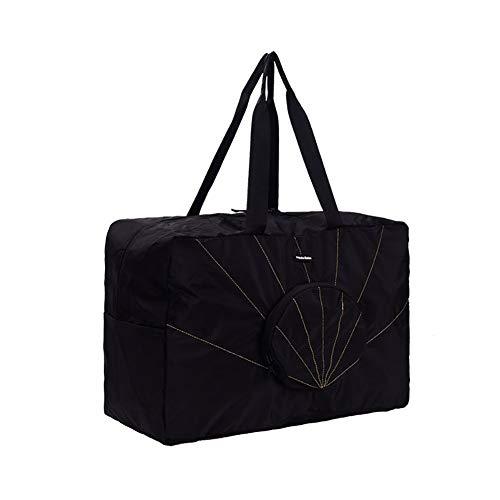 HHH Bolsa de Viaje Plegable Bolsa Deportiva de Gran Capacidad y Peso Ligero Impermeable Bolsa de Lona para Hombres y Mujeres Travel Bag & Duffel Bag