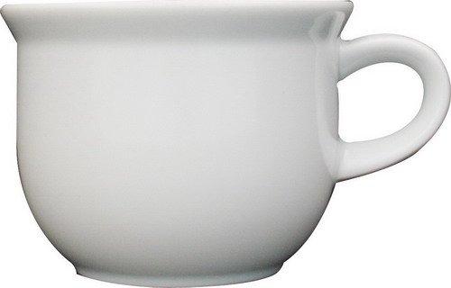 6x Kaffee-Obertasse - Inhalt 0,20 ltr - Kaffeeservie, Kaffeebecher