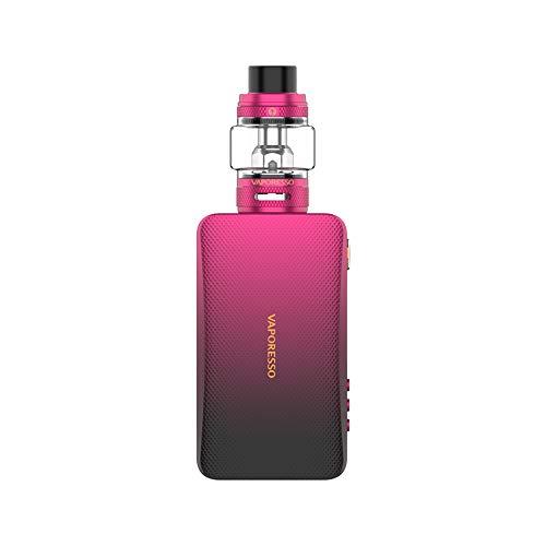 Vaporesso GEN S Kit Cigarette électronique Kit de démarrage 8ml 220W - Sans Nicotine ni Tabac (Rose Cerise)