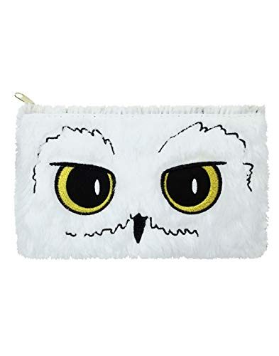 Pencil Case Harry Potter Hedwig peluche scuola