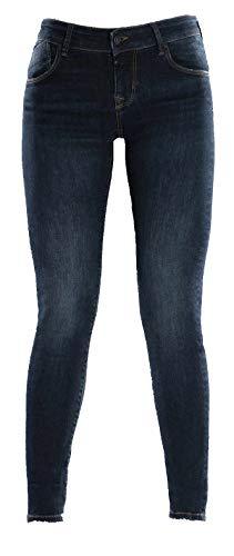 Cup of Joe Damen Strech-Jeans Gina Skinny Dark-Blue (28/32)
